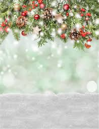 christmas photo backdrops 2018 christmas background vinyl photography backdrops green pine
