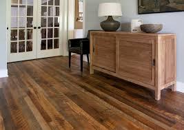 wood floor interior design ideas
