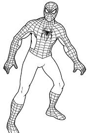 64 spiderman coloring pages bestofcoloring