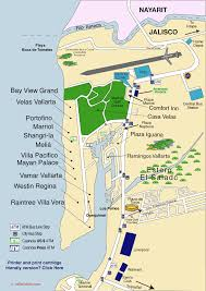 Mexico City Airport Map by Puerto Vallarta Marina Map Baby Moon Pinterest Puerto