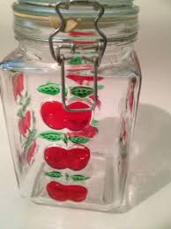 Red Glass Kitchen Canisters 41 best kitchen canisters images on pinterest kitchen canisters