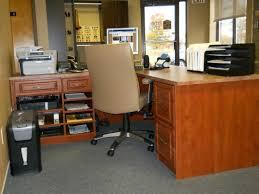 Wrap Around Computer Desk Custom Home Offices