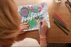Mon cahier dinjures à colorier »  Biba