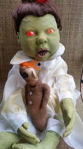 spirit halloween zombie babies spirit halloween zombie baby eyes light up and she talks u2022 29 99