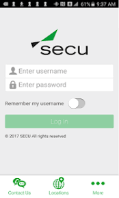 state employees credit union app for android secu mobile smartphone android apps on play