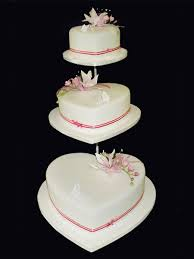 heart shaped wedding cakes heart shaped wedding cakes 3 tier wedding cakes blogs