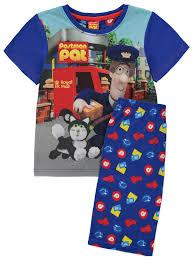 Postman Pat Duvet Set Postman Pat Pyjamas Kids George At Asda