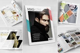 love graphic design indesign magazine template 09