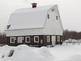 alaska the matanuska colony barns the