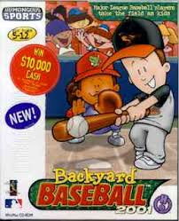 Kenny Backyard Baseball Backyard Baseball 2001 Backyard Sports Wiki Fandom Powered By
