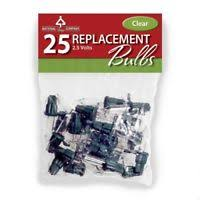 balsam hill christmas tree replacement bulbs 200 clear white