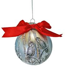171 best owl glass ornament uil kerstballen images on