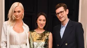 karlie kloss fashion news photos and videos vogue