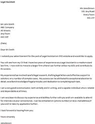 bankruptcy attorney cover letter