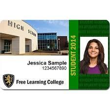 student id card template id card template cyberuse 6 id card