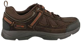 s rockport xcs boots s rockport rock cove leather walking sneaker mens shoes