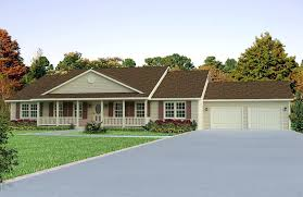 house plans ranch style covered front porch house plans ranch style with bungalow 7