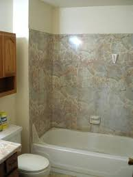 bathtub with shower surround shower tub surround brown granite vanity tub surround and shower