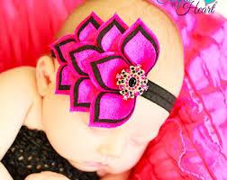 felt headbands baby felt headband etsy