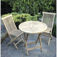 round bistro table set teak bistro table and chairs teak folding bistro round table 2 side