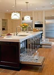 Kitchen Island With Sink And Dishwasher by Kitchen Island With Sink And Dishwasher And Seating Kitchen Island