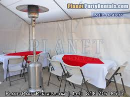 party rentals san fernando valley patio heater rentals outdoor propane heaters for rent prices
