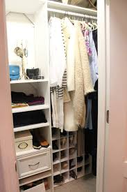 small closet organizational ideas for the city beautyfold