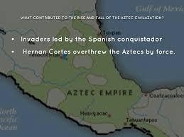 Aztec Mayan Inca Map Mayan Inca And Aztecs By Lexy Bricker