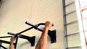wall mounted chinning bar home gym wall mounted chin up bar pull up bar youtube