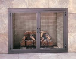 interior fireplace doors black within fresh cool glass fireplace
