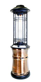 paramount patio heaters decoration ideas stunning bronze base with chrome frame and dark