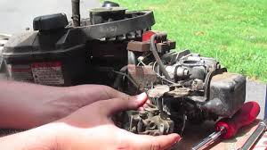 how to replace cylinder head on a briggs and stratton 825 series