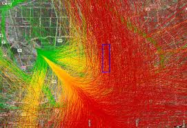 Dallas Love Field Map by Neighbors Claim A Change In Air Traffic Over East Dallas City