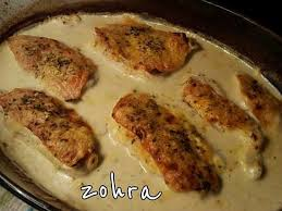 cuisiner blancs de poulet recette d escalope de poulet au fromage blanc et curry recette dukan