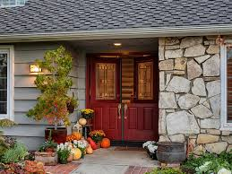 32 Exterior Doors Therma Tru Model S213 Fiberglass 32 Inch Entry Door