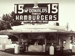 fast food restaurants then and now business insider