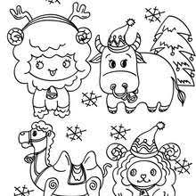 birth of jesus coloring page birth of jesus coloring pages hellokids com