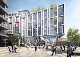 bam construct u0027s 300m google hq plans to be redesigned news