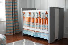 Orange Crib Bedding Blue And Orange Crib Bedding Blue And Orange Nursery Bedding Blue