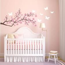 Cherry Blossom Wall Decal For Nursery Cherry Blossom Wall Decal Nursery Wall Decals Tree Decals
