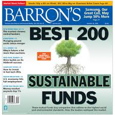 the top 200 sustainable mutual funds barron u0027s