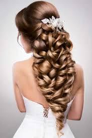 coiffure mariage cheveux lach s idées de coiffure de mariée avec cheveux détachés