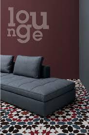 canap lounge canapé modulable d angle contemporain en tissu lounge by