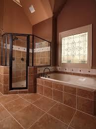 big bathrooms ideas big shower and big bath tub i would like the tub bigger though