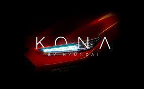 lexus kona hawaii hyundai teases all new kona subcompact crossover for europe