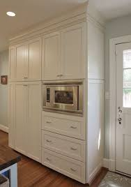 Pantry Cabinets 10 Gorgeous Microwave Pantry Cabinet With