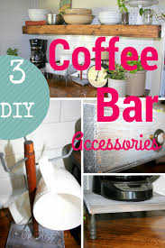 coffee themed home decor coffee u0026 conversation 44 diy