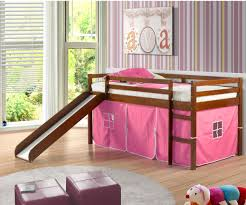 Castle Bunk Beds For Girls by Girls Bunk Beds With Slide Girls Low Loft Castle Loft Bed Kids
