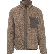 Wool Bomber Jacket Mens Woolrich Men U0027s Alpine Wool Fleece Jacket