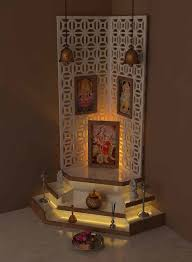 100 decoration of pooja room at home home temple designs